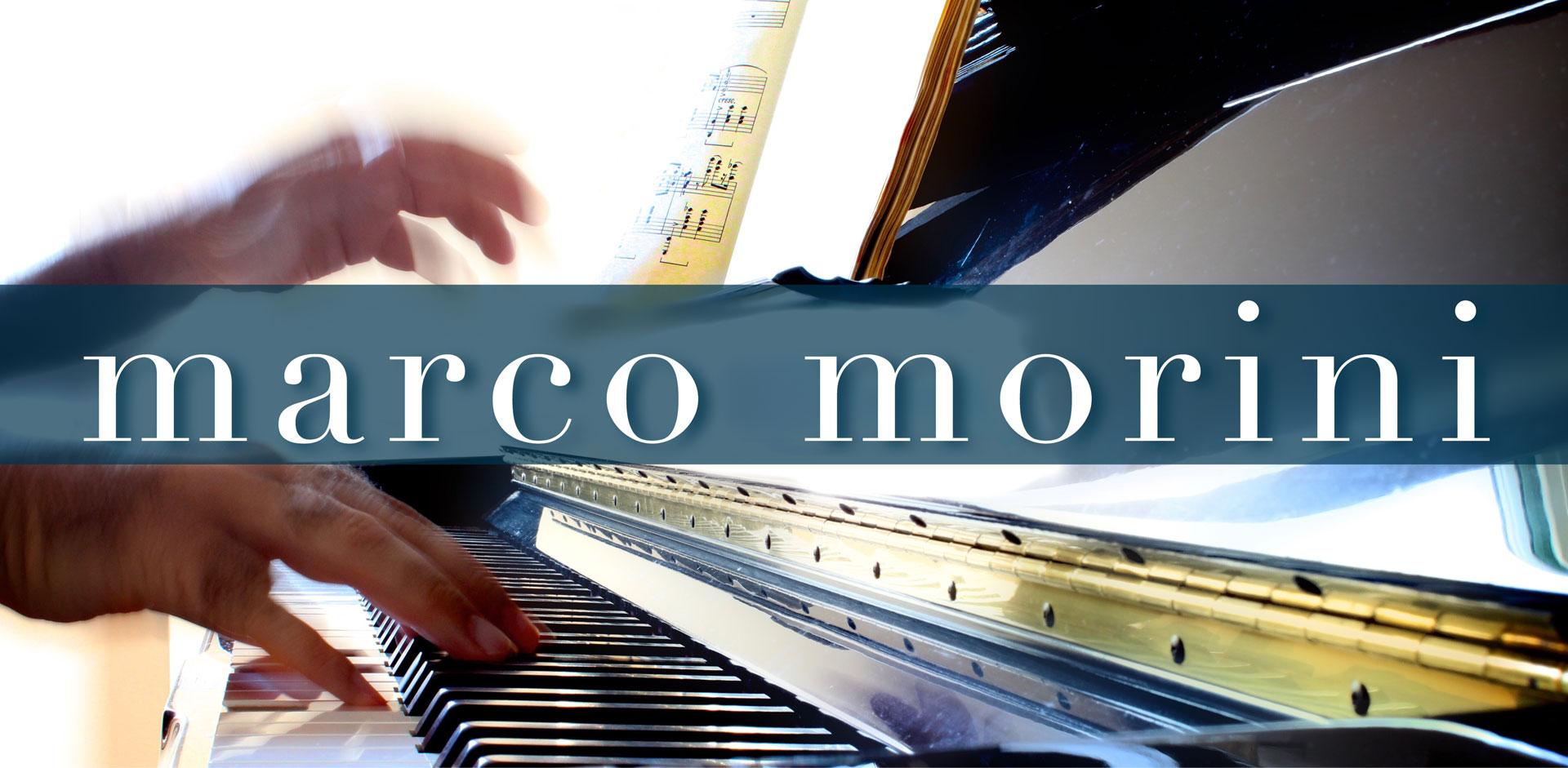 Marco Morini Music Composer
